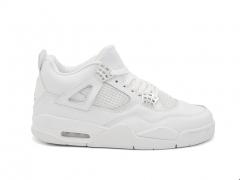 Air Jordan 4 Retro All White