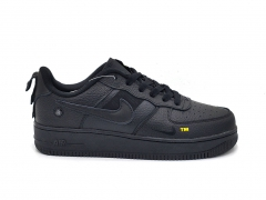 Nike Air Force 1 Low '07 LV8 Utility All Black