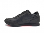 Nike Zoom Black Leather (с мехом)