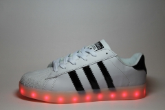Adidas Superstar LED Sneakers White/Black