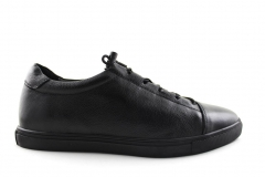 Balenciaga Sneaker Black Leather