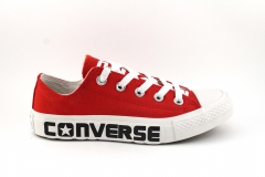 Converse Chuck Taylor All Star Low Red/White