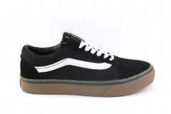 Vans Old Skool Black/Gum