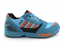 Adidas ZX 8000 Blue/Orange
