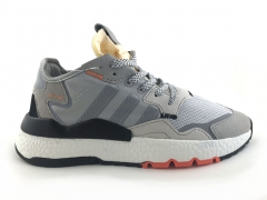 Adidas Nite Jogger Grey/Black/Orange