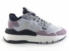 Adidas Nite Jogger Grey/Purple