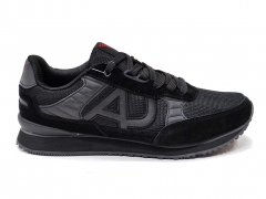 Armani Jeans Sneakers Black