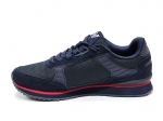 Armani Jeans Sneakers Navy/Red