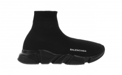 Balenciaga Speed Runner Sock Triple Black