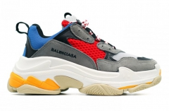 Balenciaga Triple S Grey/Red/Blue