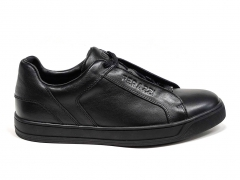 Ferazzi Sneakers Leather Core Black FRZ006