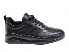 Ferazzi Sneakers Leather Black/Black FRZ005