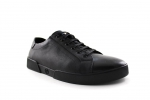 Louis Vuitton Low Sneaker Ebon/Black Leather
