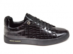 Louis Vuitton Frontrow Black Patent Leather
