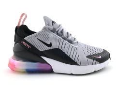 Nike Air Max 270 Grey/Pink/Blue