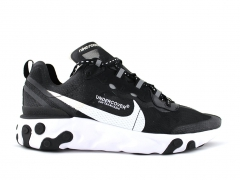 Nike Epic React Element 87 x Undercover Black/White