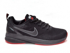 Nike Lunar Apparent Black/Grey/Red