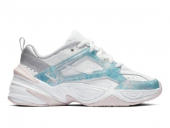 Nike M2K Tekno Summit White/Barely Rose