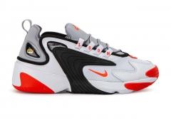 Nike Zoom 2K White/Orange