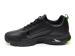 Nike Zoom Structure 17 Shield Leather Black/Green