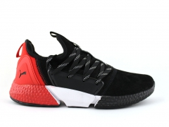 Puma Hybrid Rocket Suede Black/White/Red