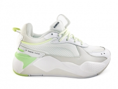 Puma RS-X Tracks White/Green