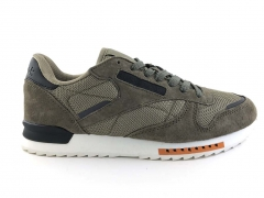 Reebok Classic Olive/Black/Orange
