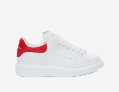 Alexander McQueen Sneaker White/Red