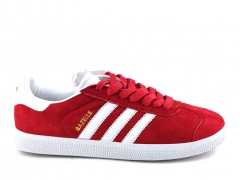 Adidas Gazelle Suede Red