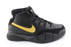 Nike Zoom Kobe 1 Protro Black/Gold