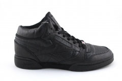 Reebok Classic Exertion Mid Black Leather