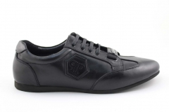 Philipp Plein Lo-Top Sneakers Dark/Black