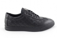Philipp Plein Lo-Top Sneakers Black/Og