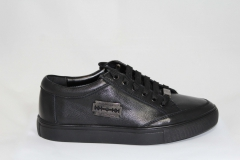 Philipp Plein Lo-Top Sneakers Sable/Black