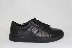 Philipp Plein Lo-Top Sneakers Negro/Black