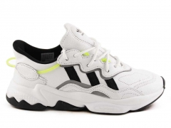 Adidas Ozweego Leather White/Black