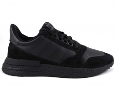 Adidas ZX 500 Leather All Black