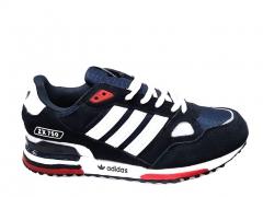 Adidas ZX 750 Suede Blue/White