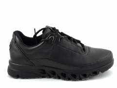 Ecco Multi-Vent All Black Leather