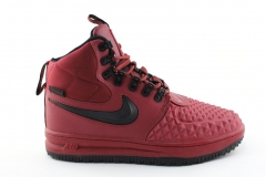 Nike Lunar Force 1 Duckboot '17 Red/Black