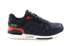 Adidas ZX 750 Navy/Red/Gold