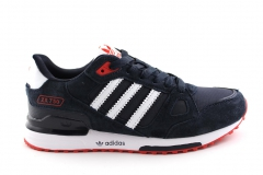 Adidas ZX 750 Dark Navy/White/Red