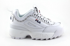 Fila Disruptor 2 White/All