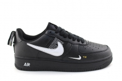 Nike Air Force 1 Low '07 LV8 Utility Black