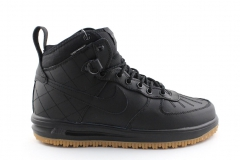 Nike Air Force 1 Duckboot Black