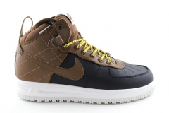 Nike Air Force 1 Duckboot Navy/Brown