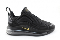 Nike Air Max 720 Black/Gold