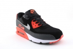 Nike Air Max 90 Black/Grey/Coral