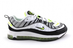 Nike Air Max 98 White/Grey/Green