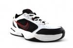 Nike Air Monarch White/Black/Red